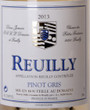 Domaine de Reuilly 2013 Pinot Gris Label