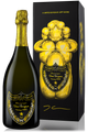 Dom Perignon 2003 Rose Jeff Koons Special Edition 750ml