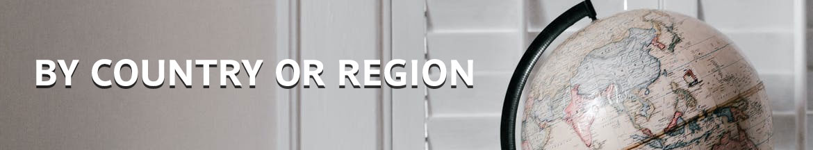 Country and Region Selection