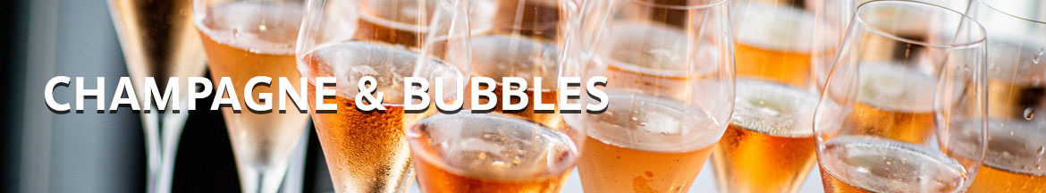 Champagne and bubbles category