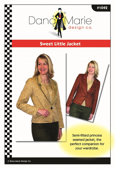 Sweet Little Jacket