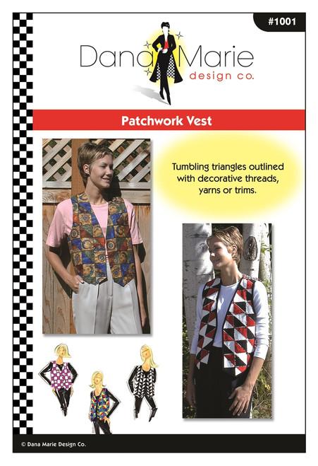 Patchwork Vest