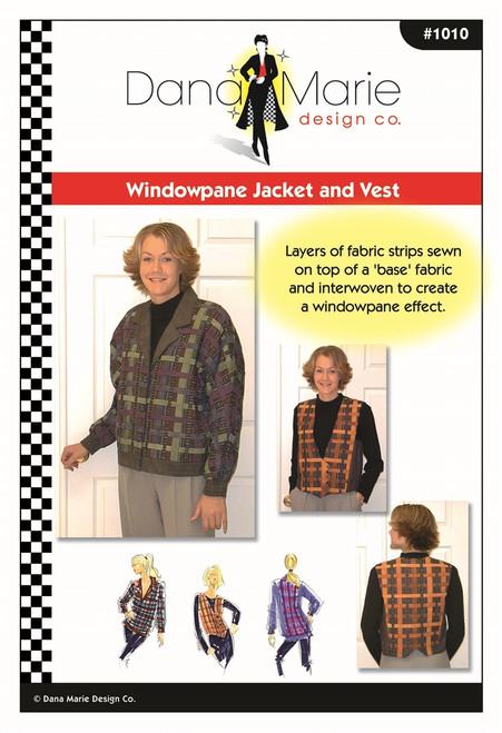Windowpane Jacket & Vest