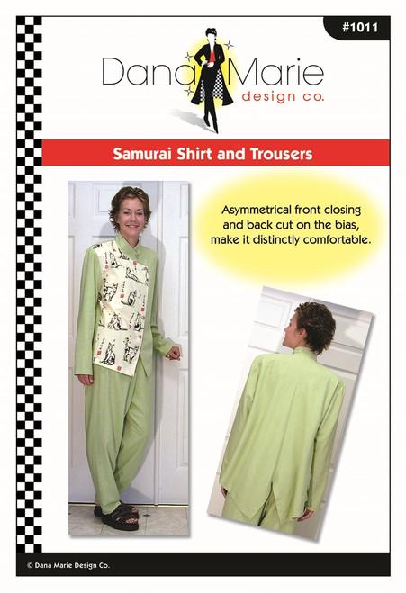 Samurai Shirt & Trousers