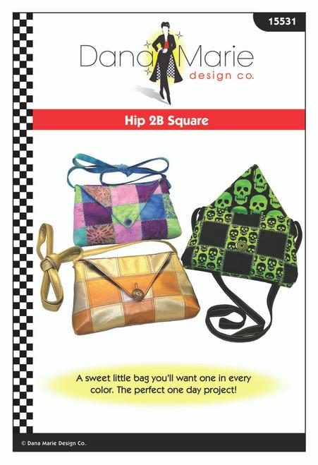 Hip 2B Square Shoulder Bag