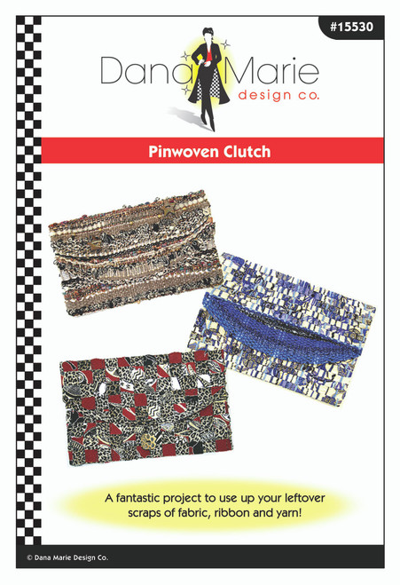 Pinwoven Clutch