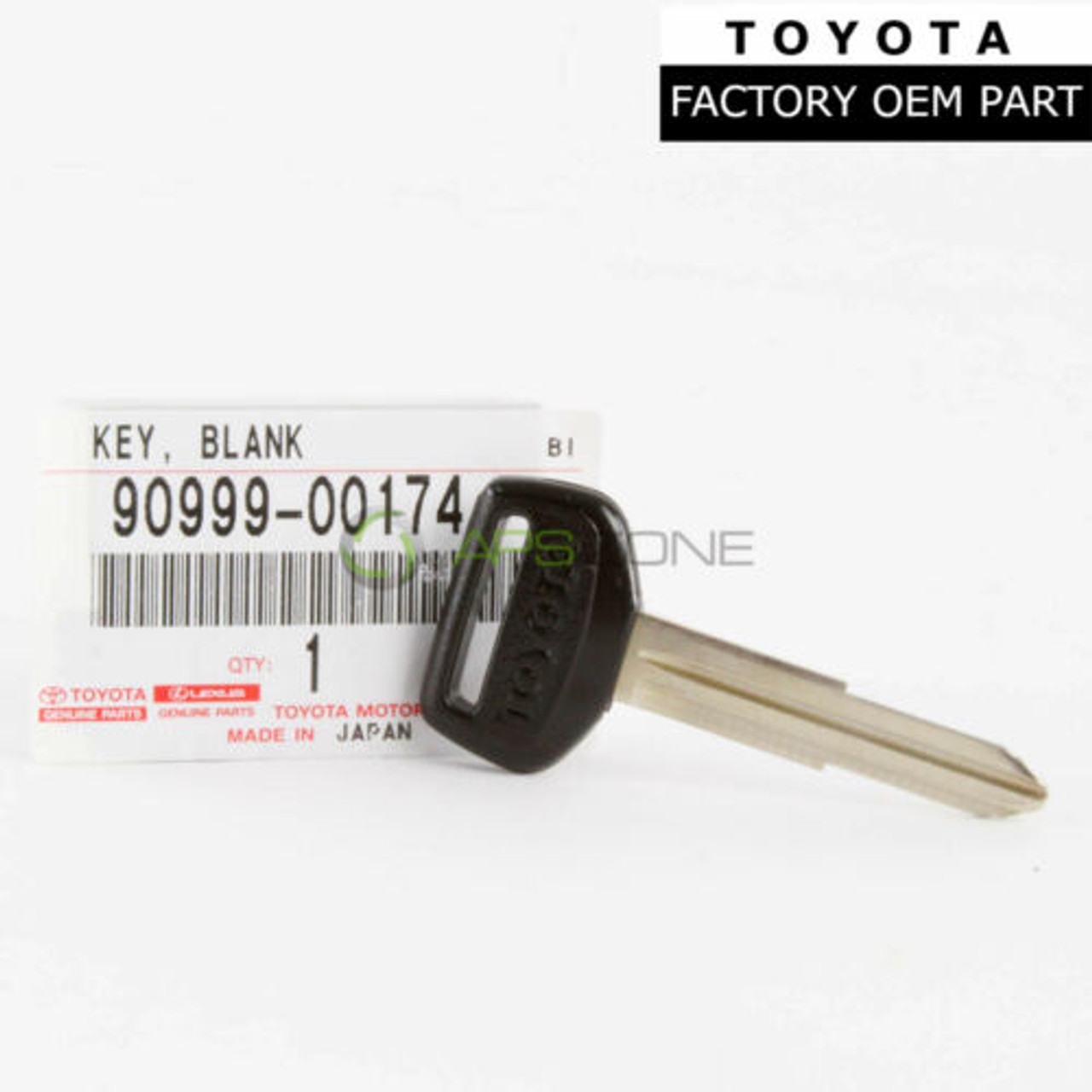 Toyota 90999-00174 Blank Key