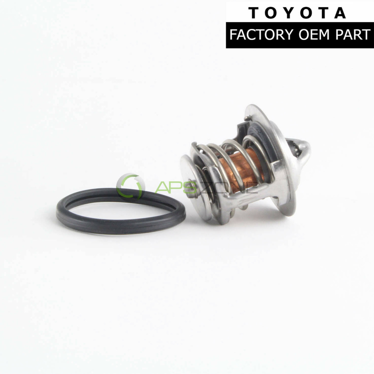 Engine Coolant Thermostat-OE Type Thermostat fits 98-99 Toyota Corolla 1.8L-L4