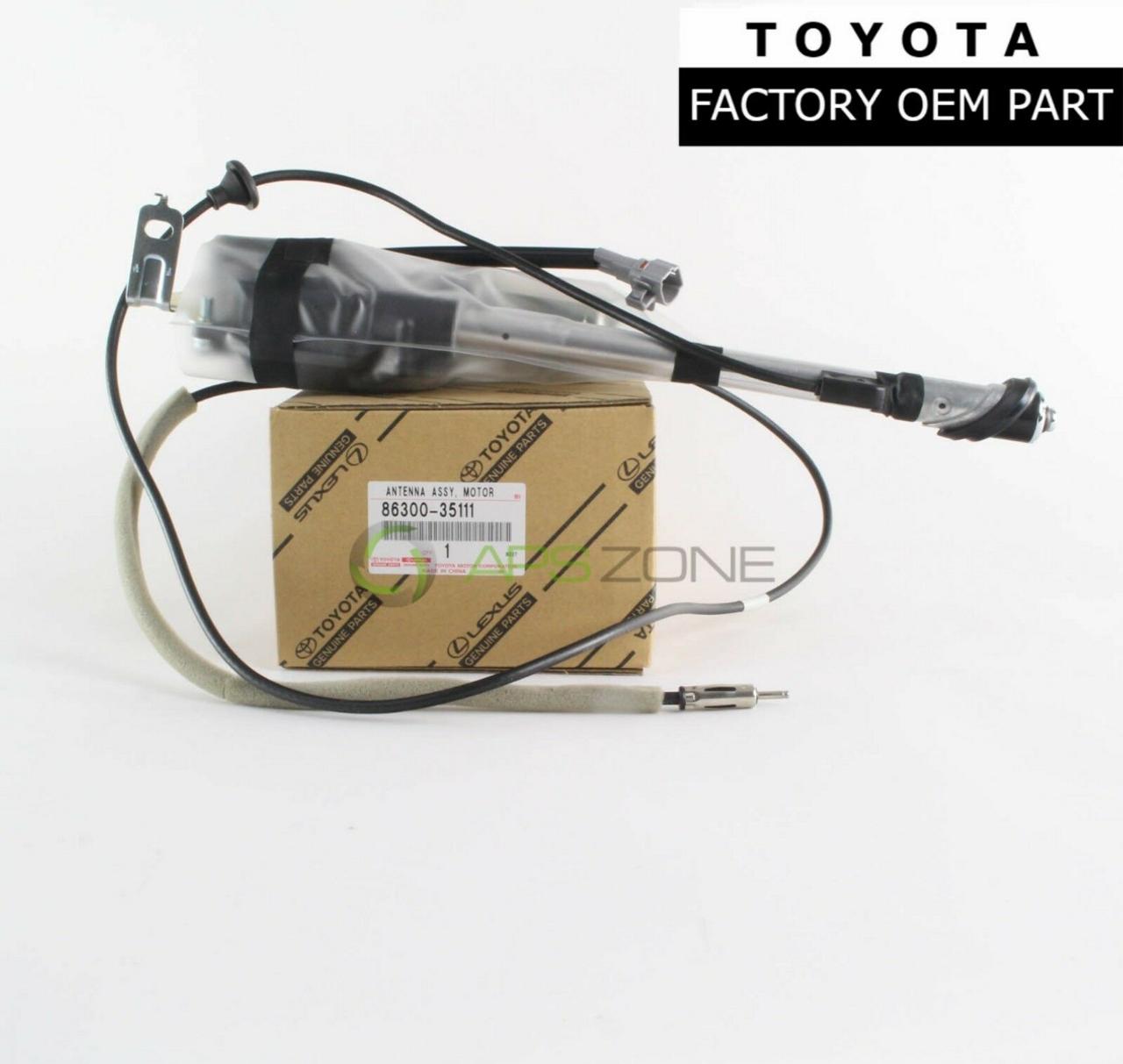 00-05 TOYOTA MR2 SPYDER FACTORY OEM 86392-17110 NEW RADIO ANTENNA ...