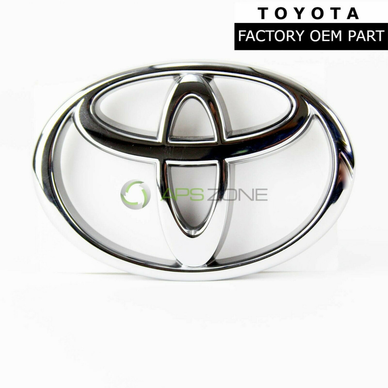 For Toyota Genuine Grille Emblem Front 7531104040