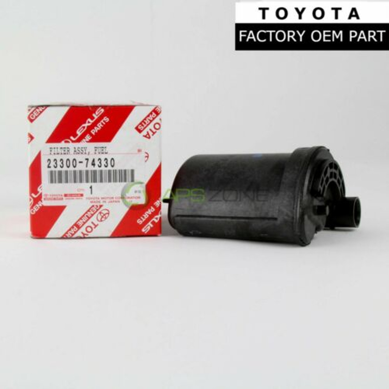 Lexus GS300 GS400 GS450 RX300 Fuel Filter Assembly Genuine OEM 23300-74330    2330074330 - APSZoneAPSZone