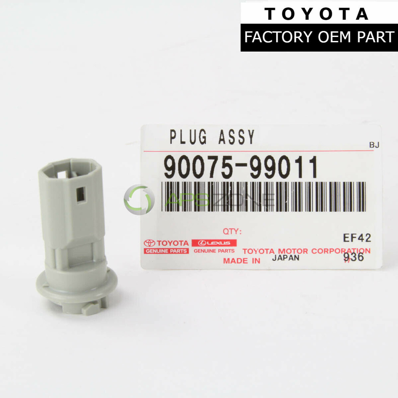 For 1990-1992 Toyota Land Cruiser Spark Plug Wire Set Denso 78158SQ 1991