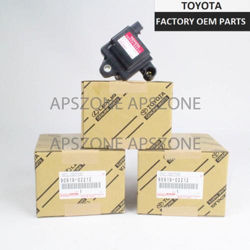 Toyota Tacoma Rav4 4Runner Grille Clips Set Of 10 Genuine