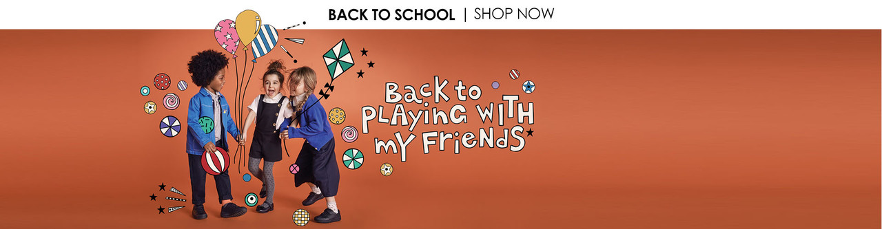 Back To School | Shop Now