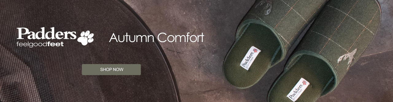 Padders | Autumn Comfort