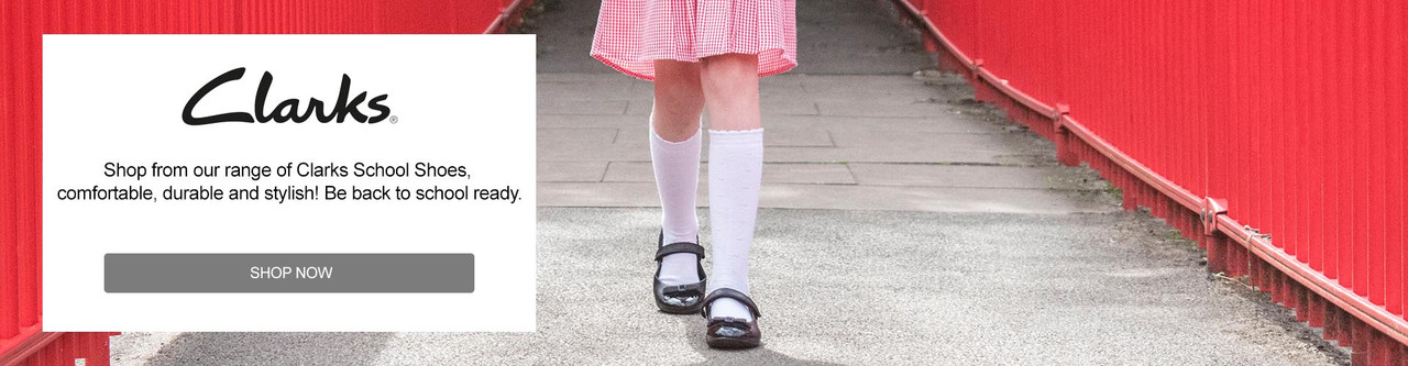 BluntsShoes.com | Clarks School Shoes