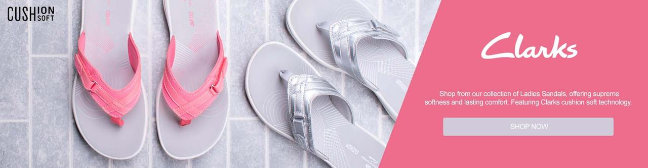 BluntsShoes.com | Clarks Sandals