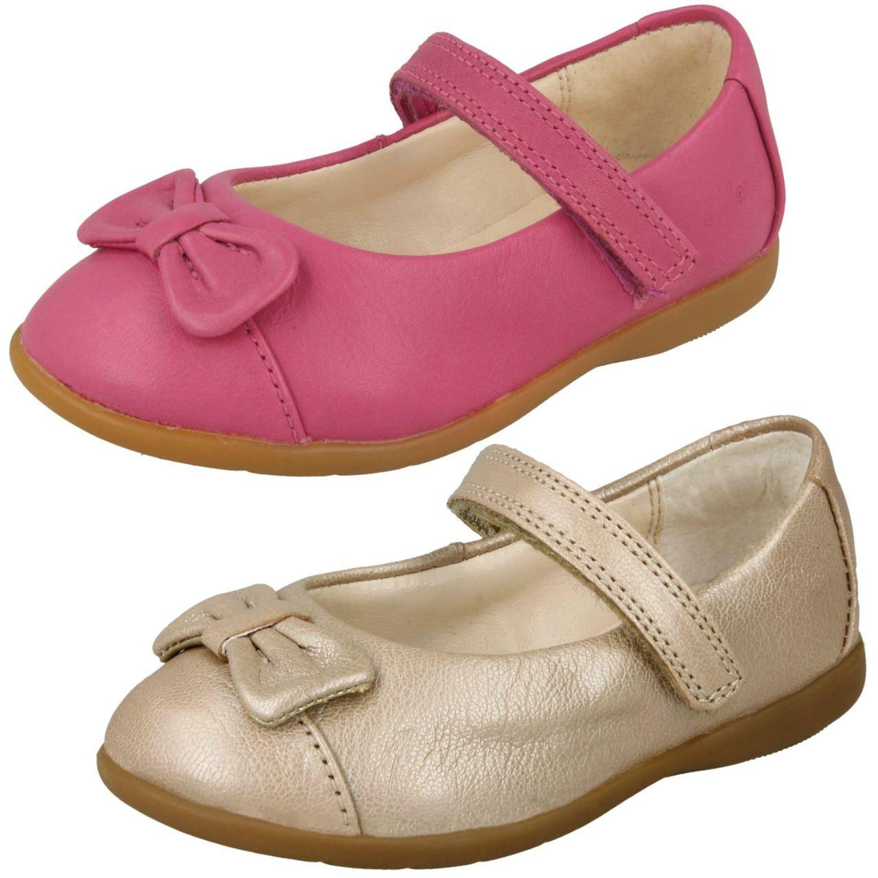 First Clarks Walking Shoes Dance Harper