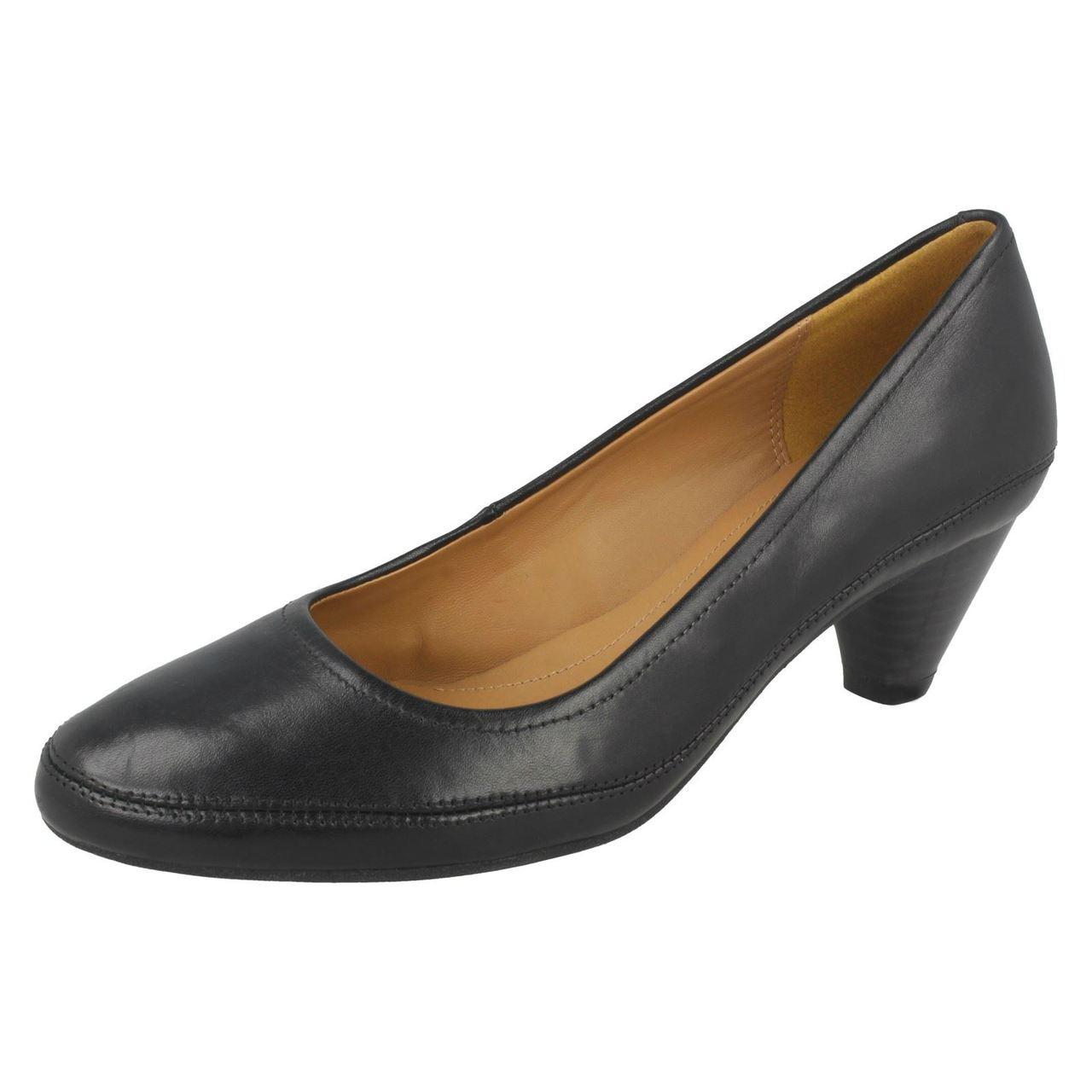Ladies Clarks Smart Court Shoes Denny
