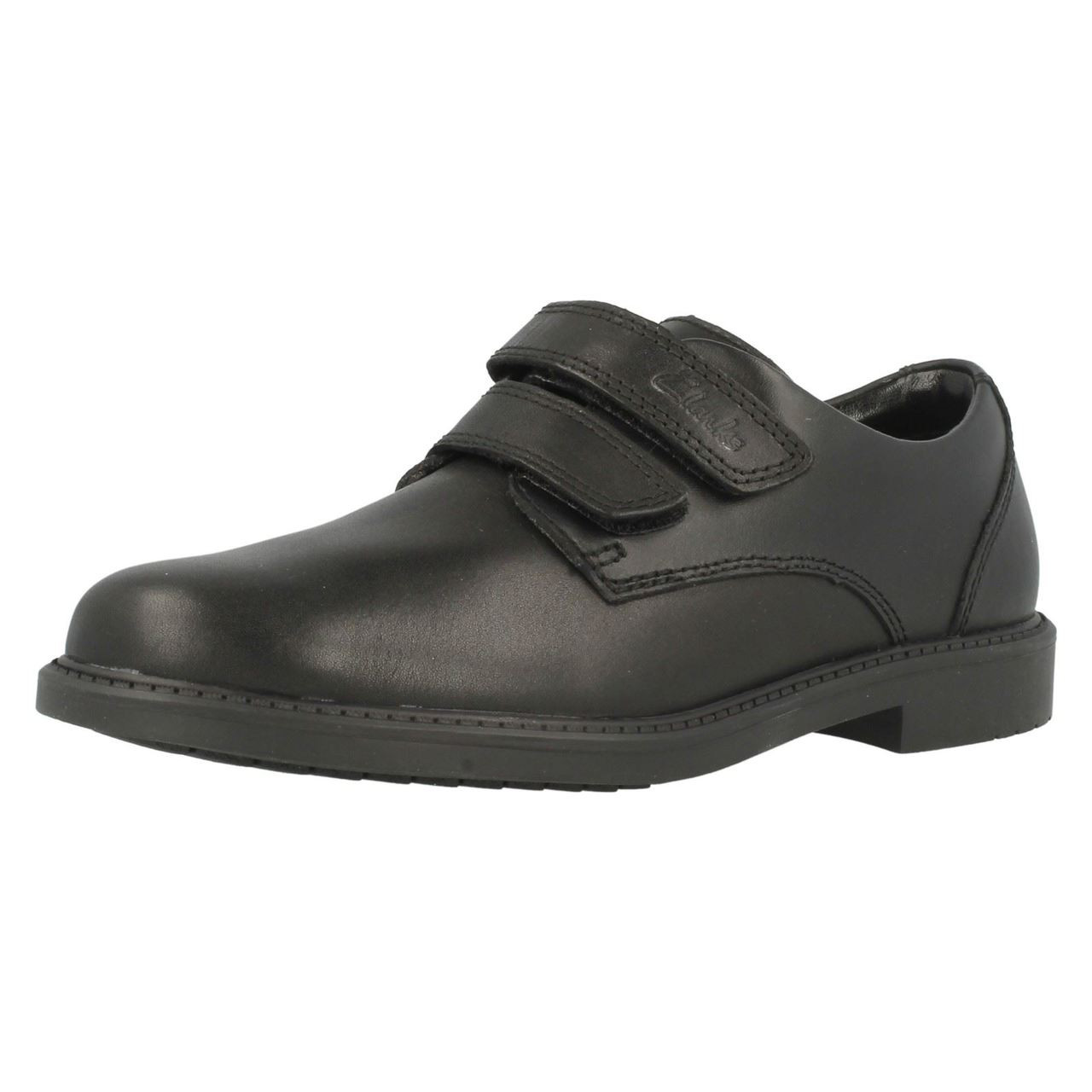 Clarks Boys School Shoes /'Deon Style/'