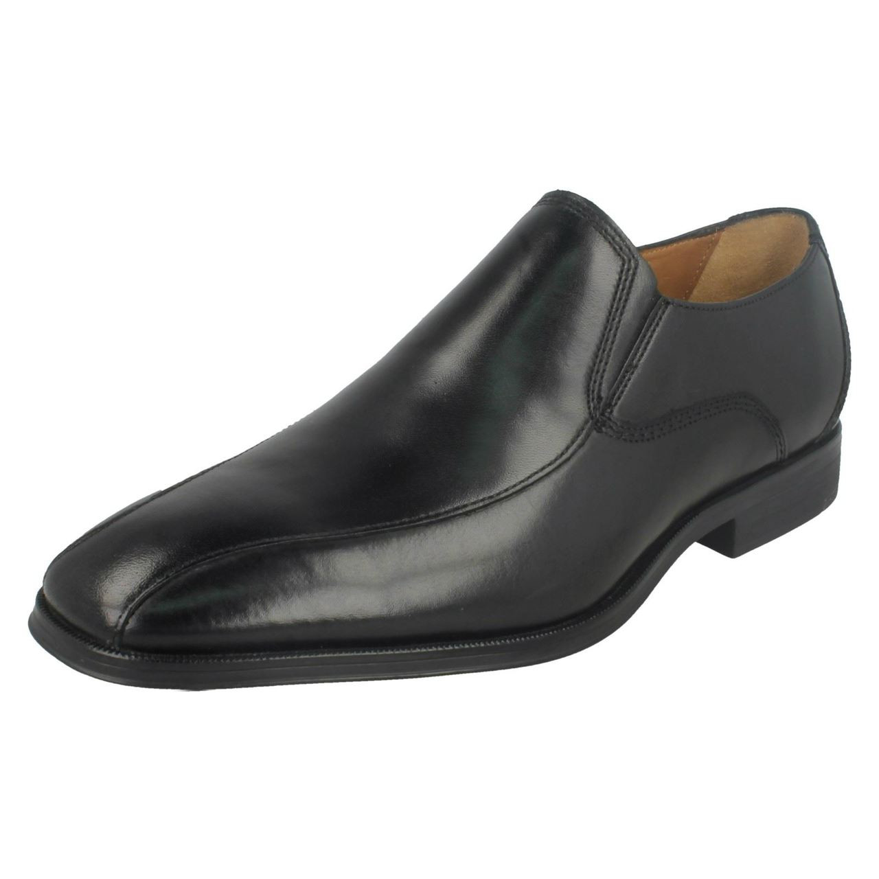 Mens Clarks Formal Shoes Gilman Slip