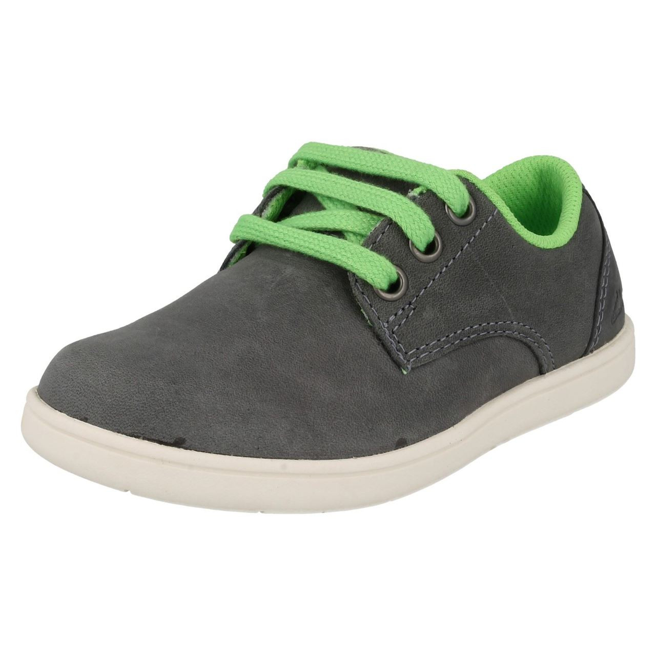 Cloud Swing Clarks Boys Casual Shoes