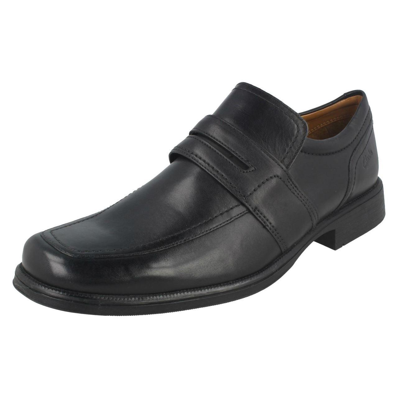 Mens Clarks Formal Slip On Shoes