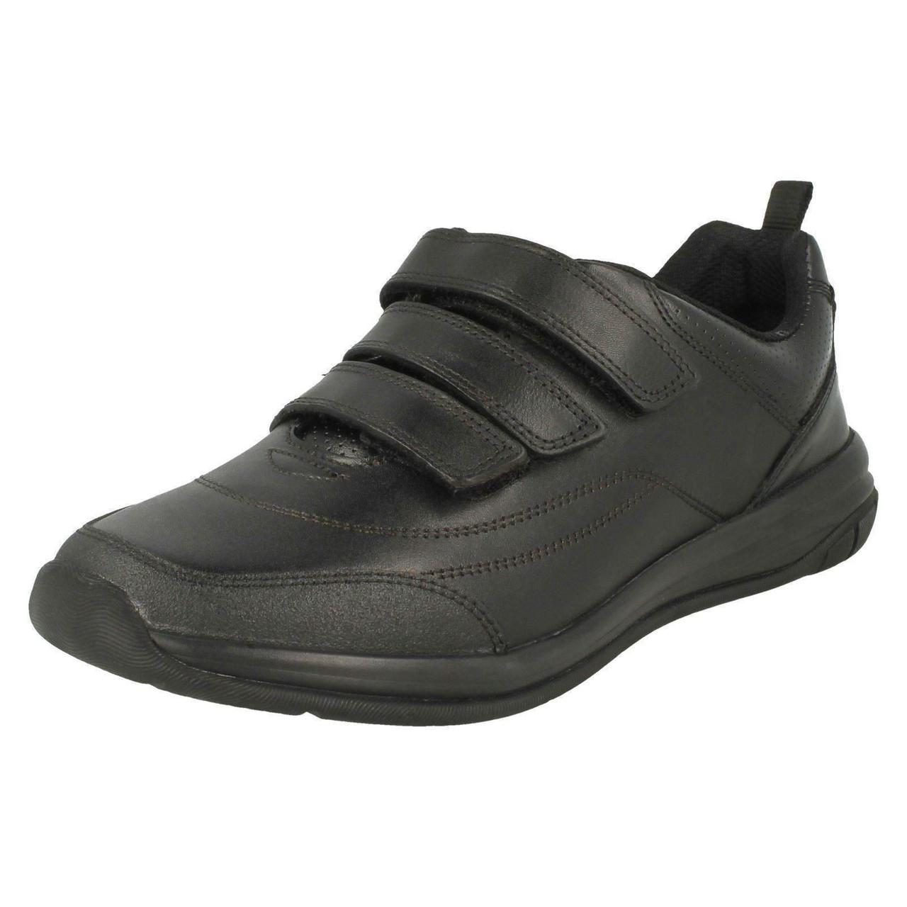 Loop Fastening School Shoes Hula Thrill