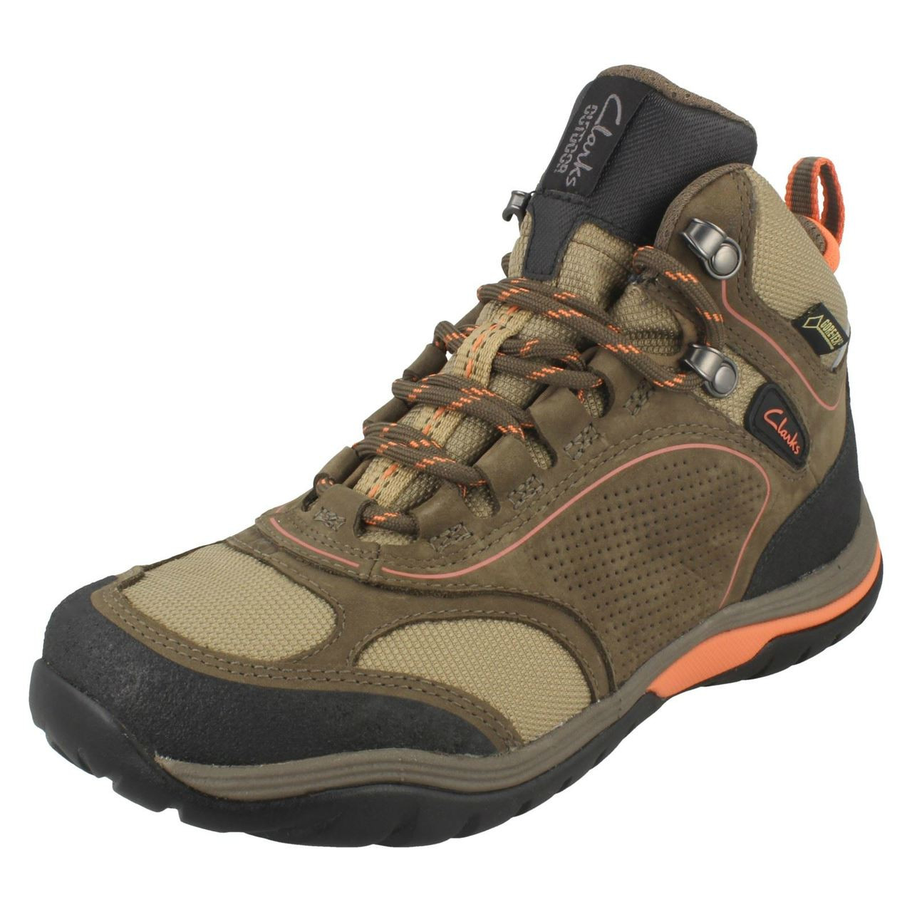 Ladies Clarks Lightweight Walking Boots