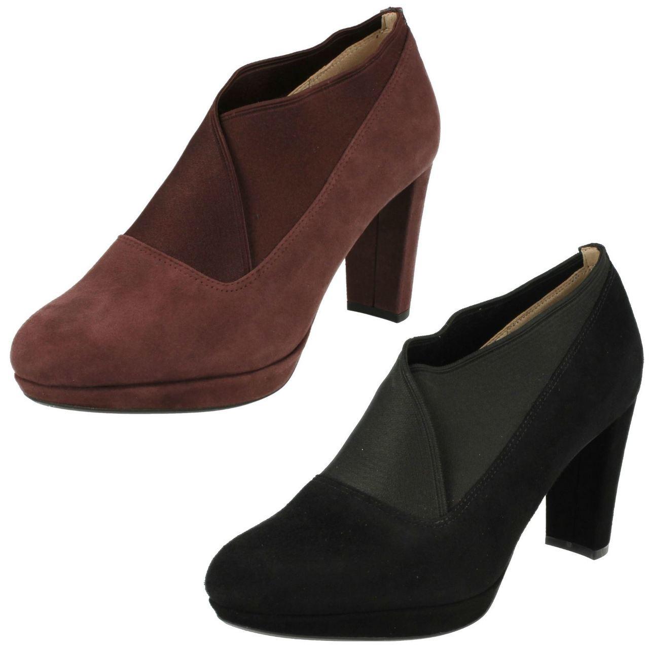 Ladies Clarks Smart Trouser Shoes