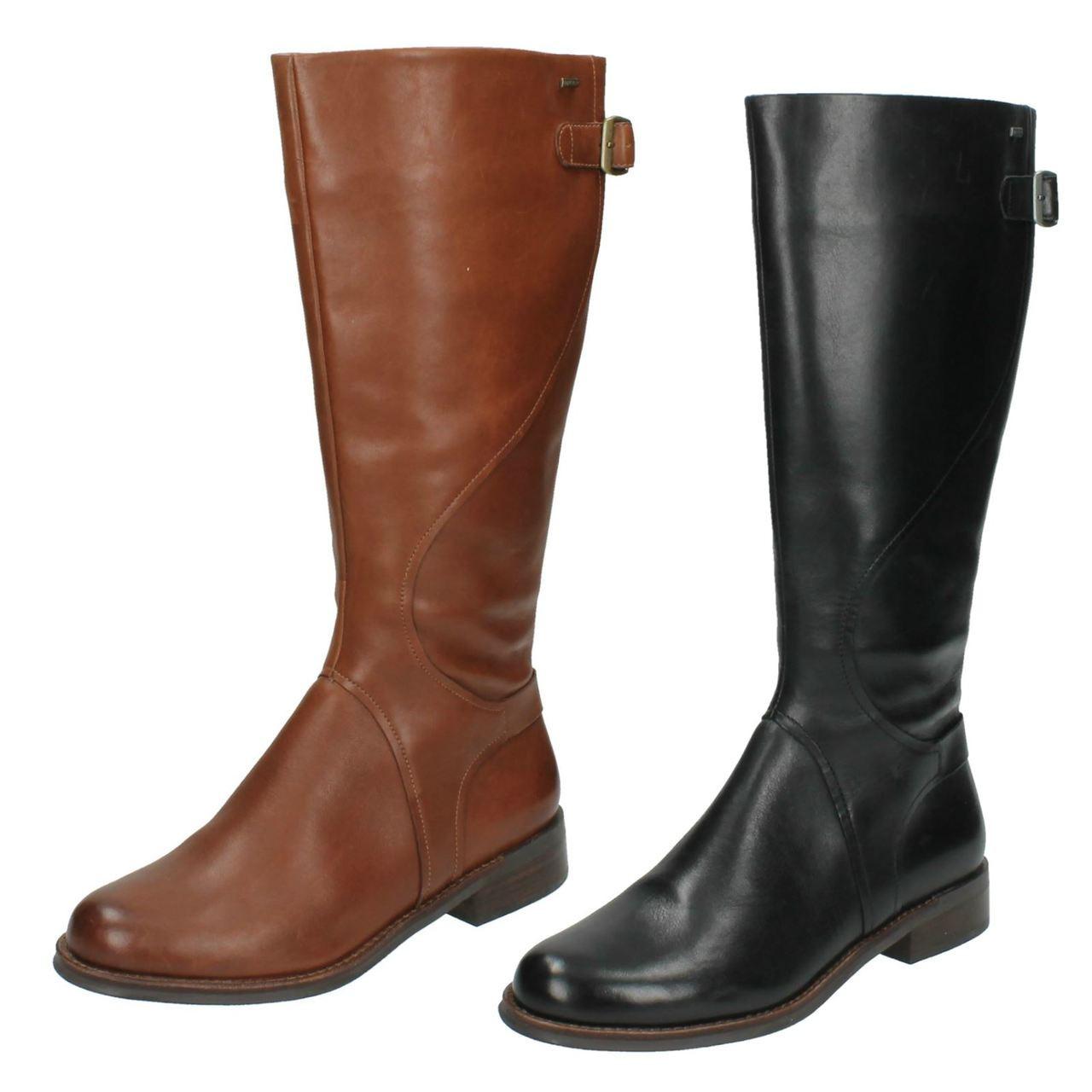 Ladies Clarks Gore-Tex High Leg Boots