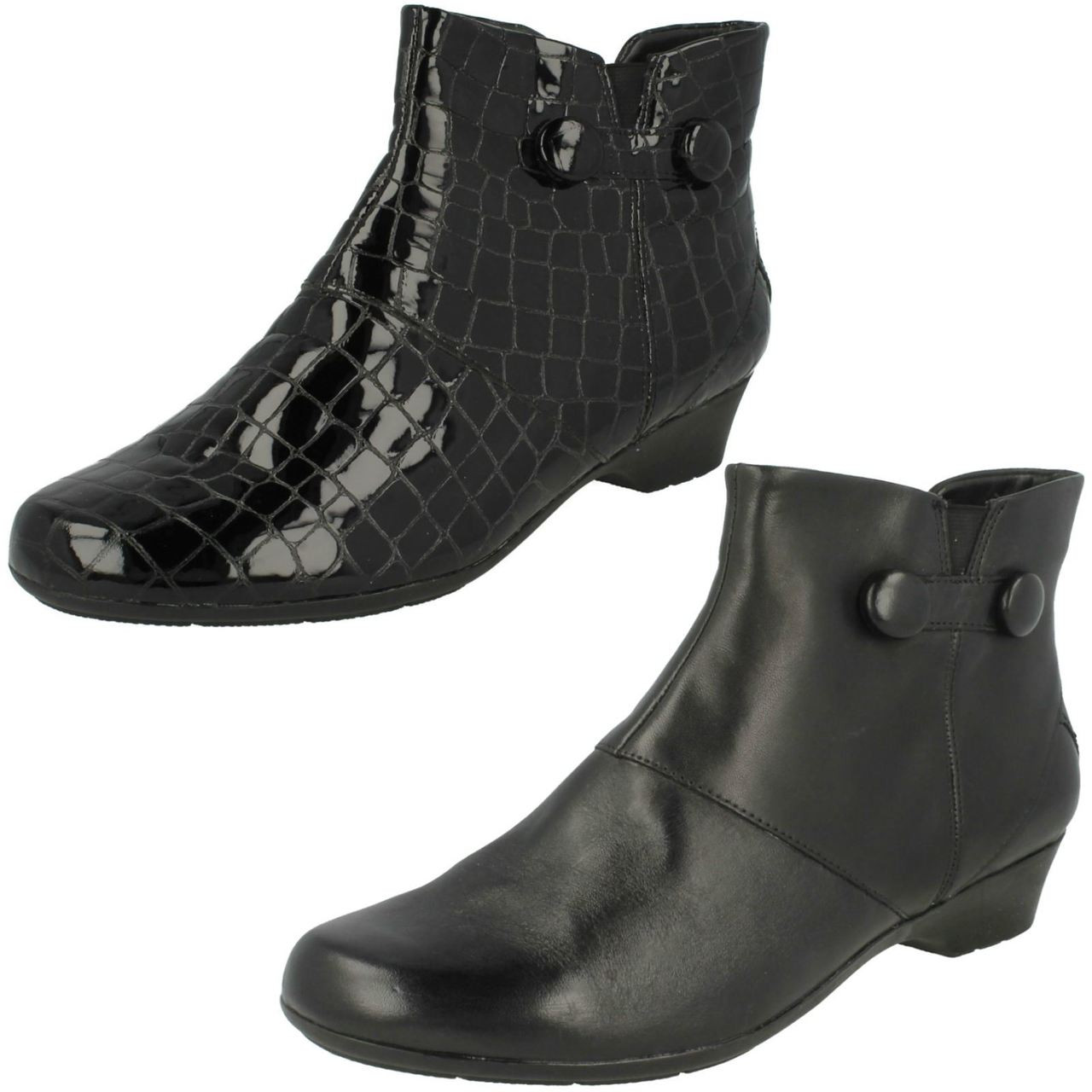 By Clarks Ankle Boots Merida Ella