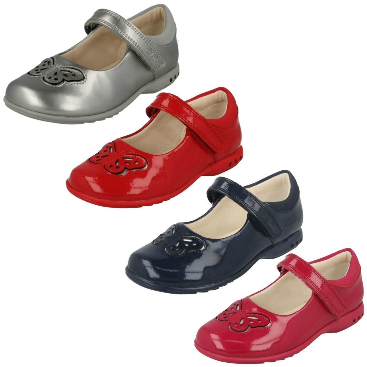 Girls Clarks Light Up Shoes Trixi Wish