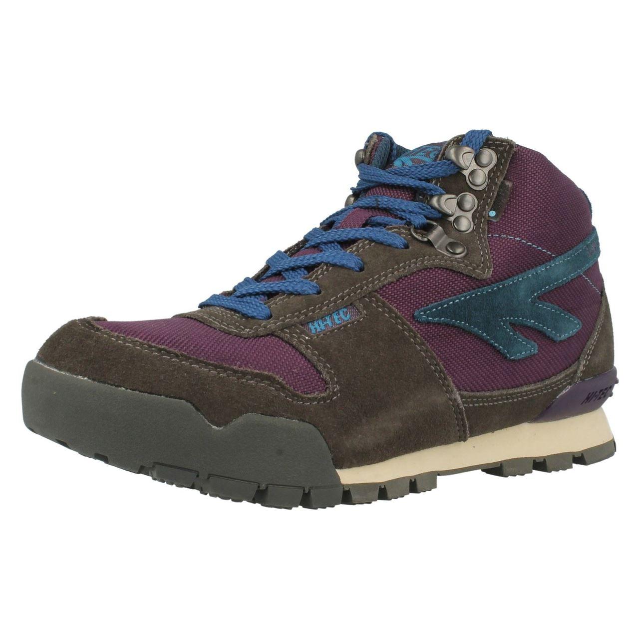 Hi-Tec Ladies Walking Ankle Boots Sierra Lite