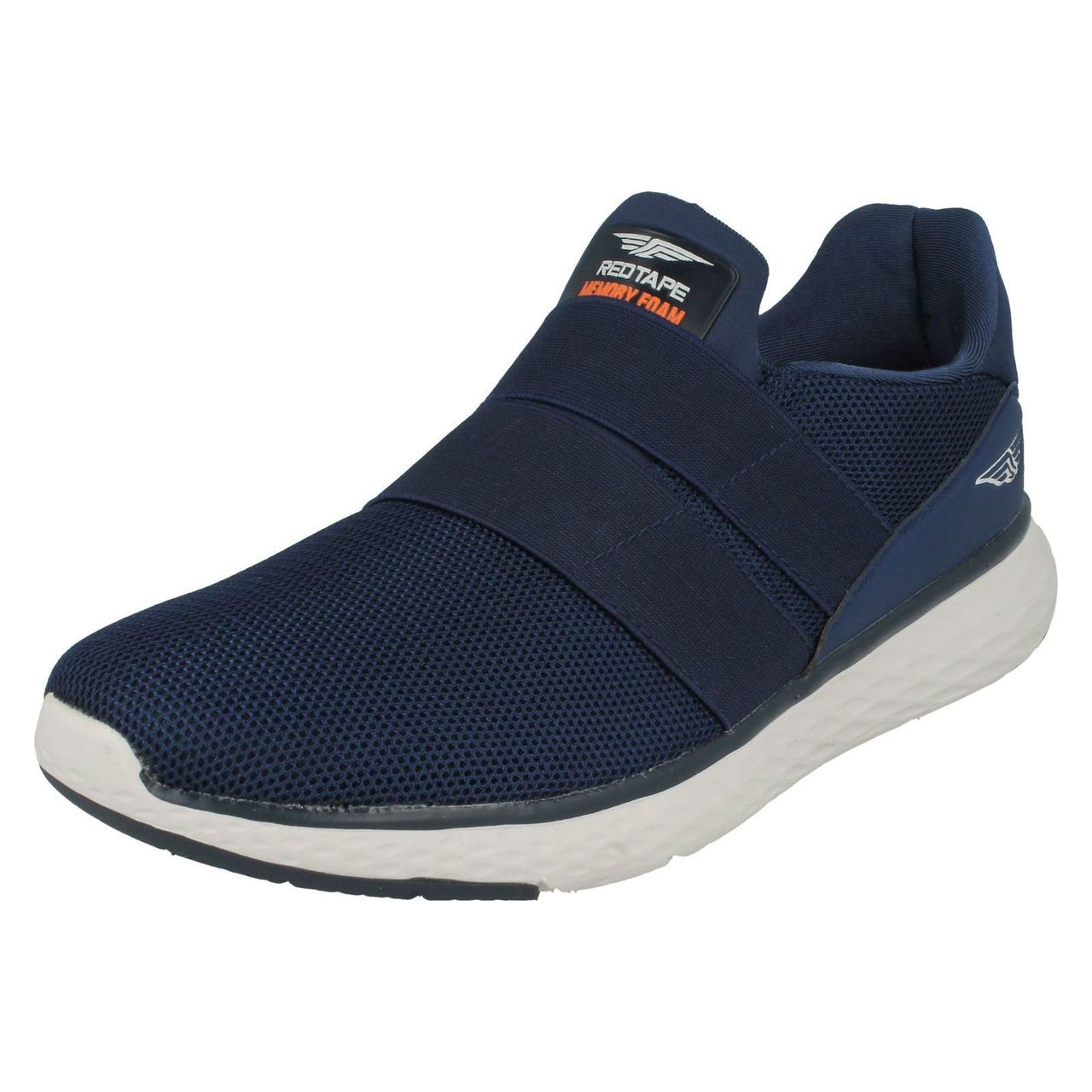 Mens Redtape Casual Slip On Trainers