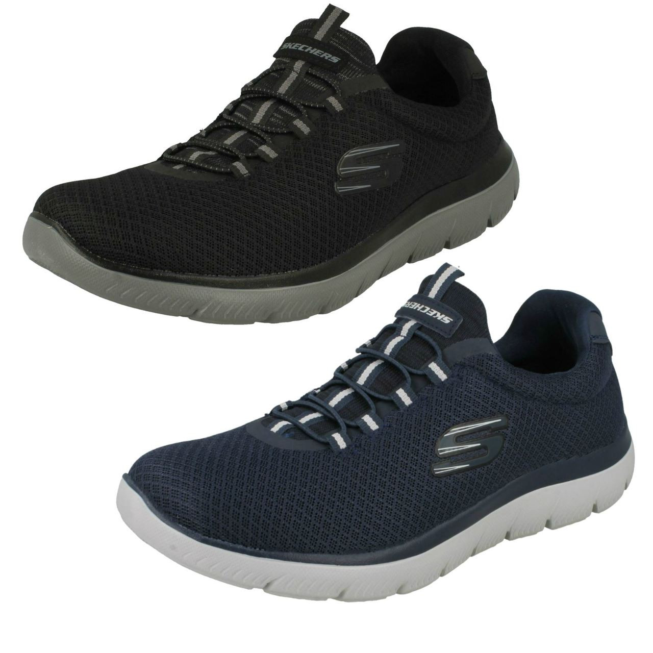 Mens Skechers Casual Trainers Summits 52811