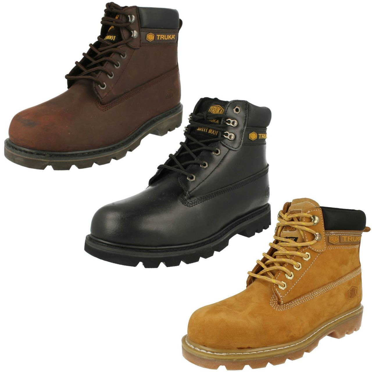 Unisex Totectors Steel Toe Cap Safety /'Boots/'