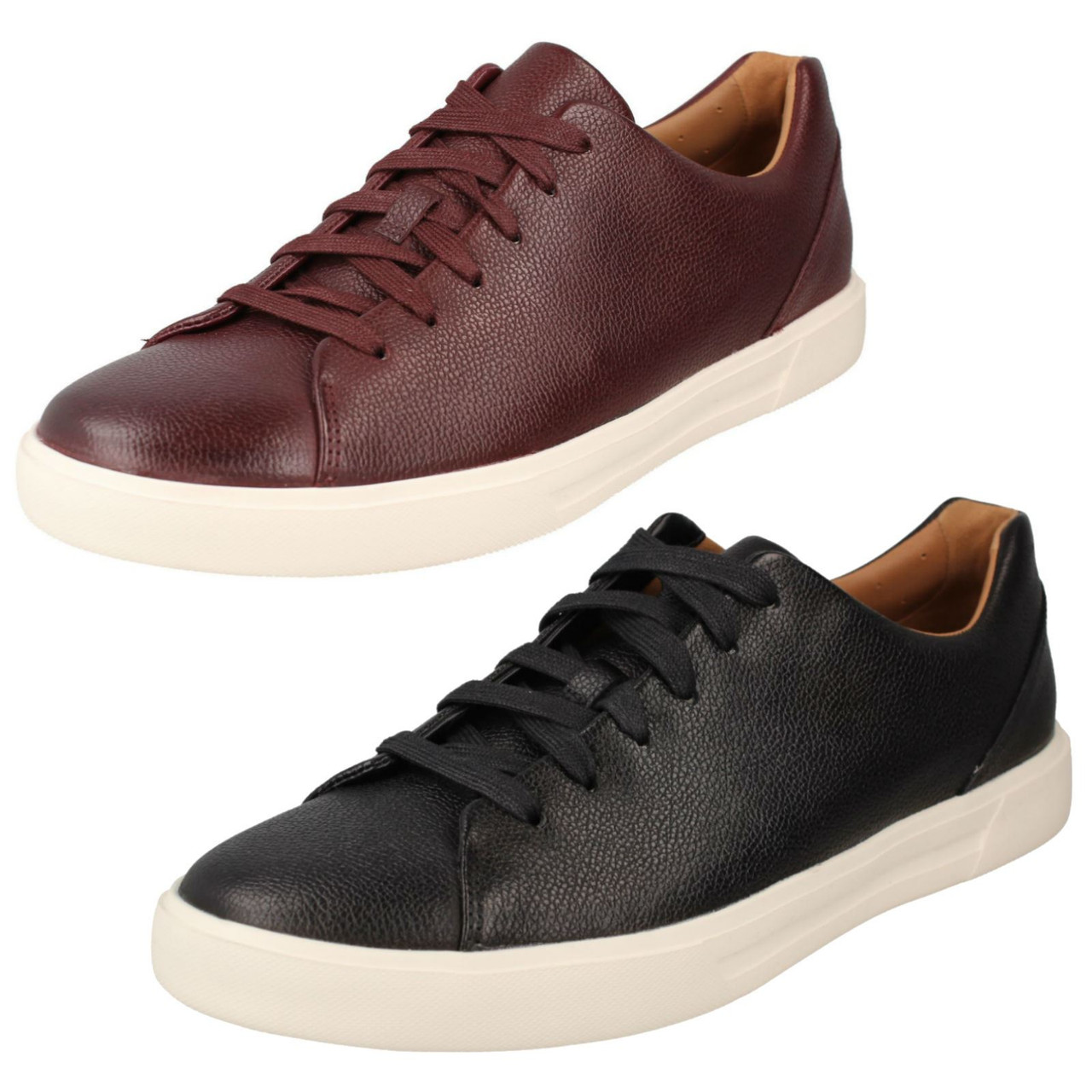 encuentro Juguetón Iluminar  Mens Unstructured by Clarks Casual Shoes Un Costa Lace