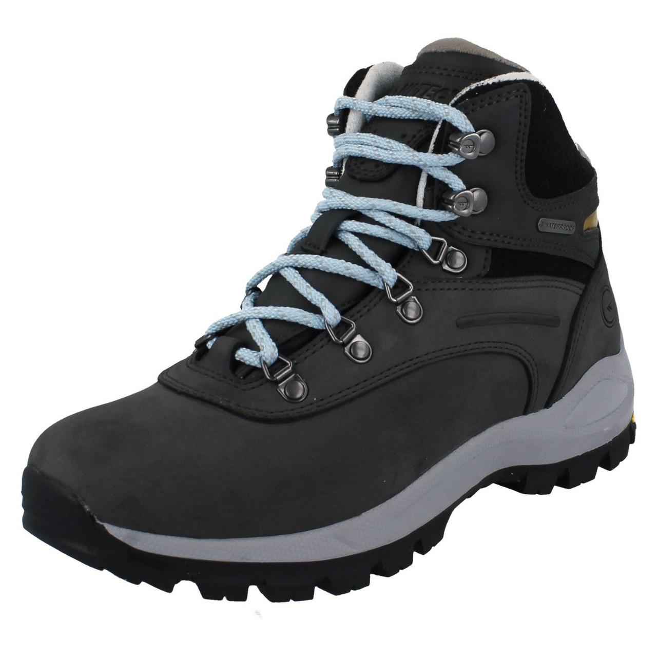 Ladies Hi-Tec Waterproof Walking Boots