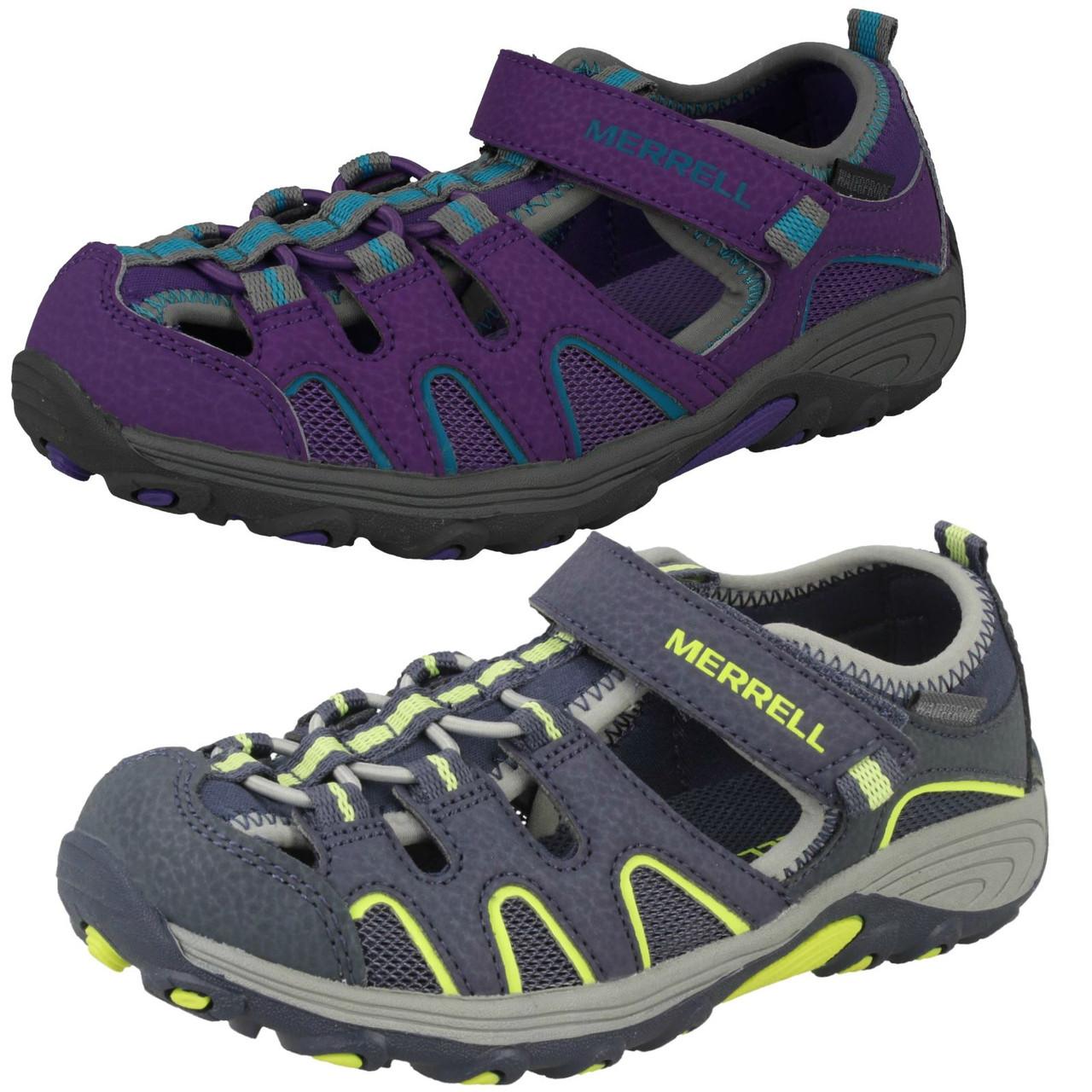 Childrens Merrell Casual Sandals ML-G