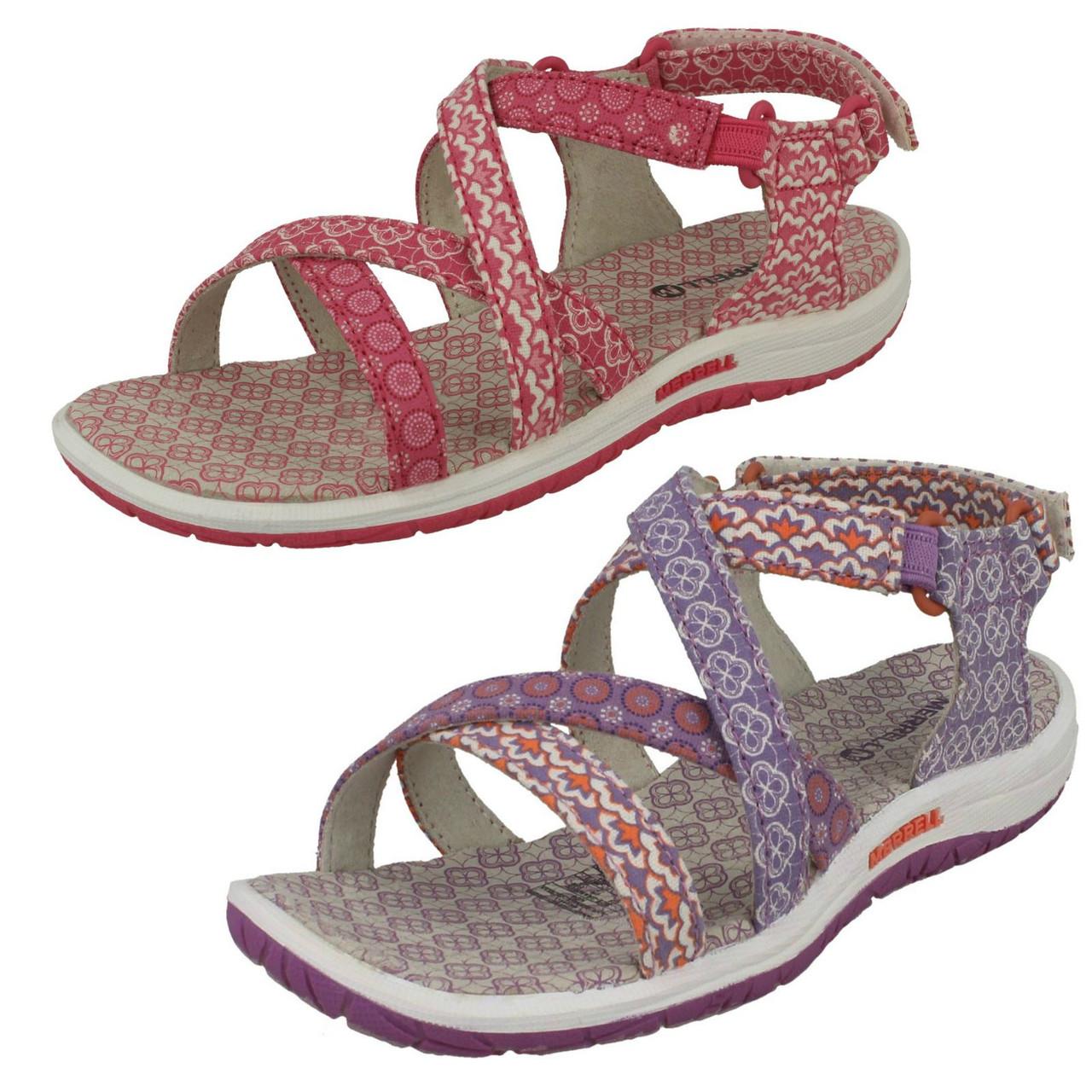 Girls Merrell Casual Sandals Jazmin Ditto