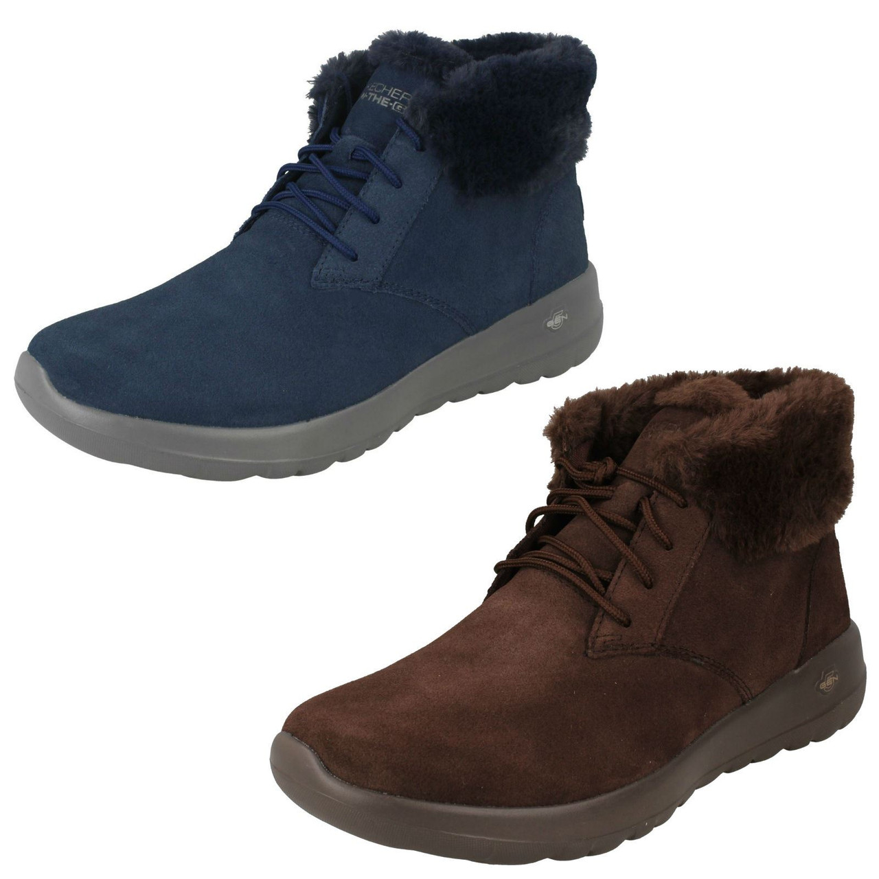 skechers on the go boots
