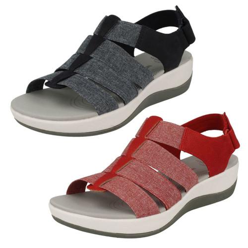 Voyage Hop Ladies Clarks Casual Strappy Sandals
