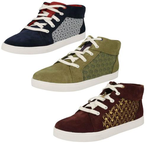 Boys Clarks School Shoes Jojen Trek JNR
