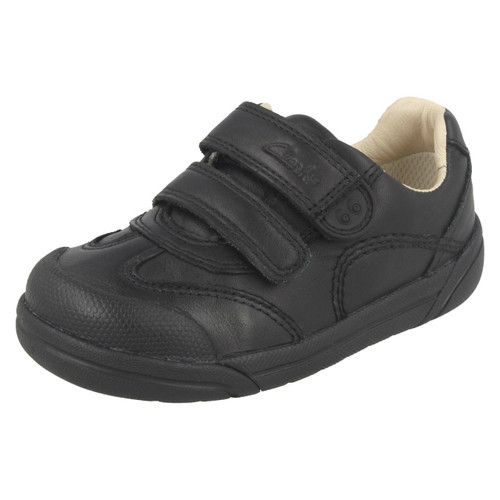 Clarks Girls School Shoes /'Lilfolk Bud/'