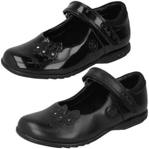 Girls Clarks Binkies School Shoes *Nibbles Sam*