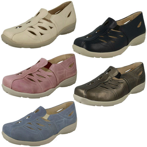 Ladies Dr Scholl Casual Shoes /'9429/'