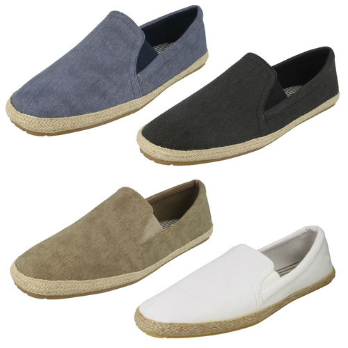 Mens Maverick Canvas Shoes