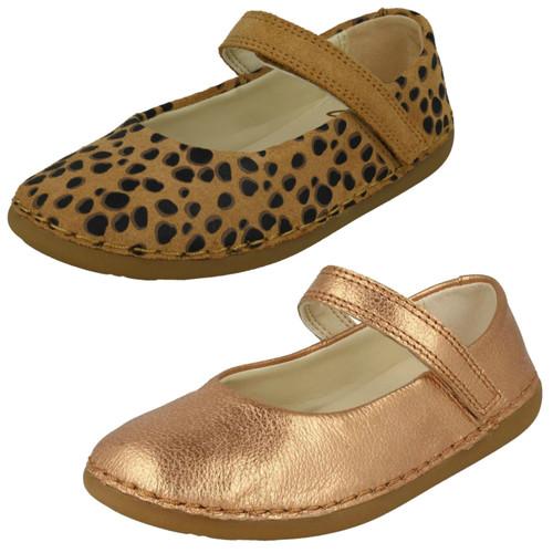 Schuhe für Mädchen Girls Clarks Mary Jane Styled Shoes