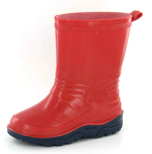 Boys Spot On Casual Wellingtons